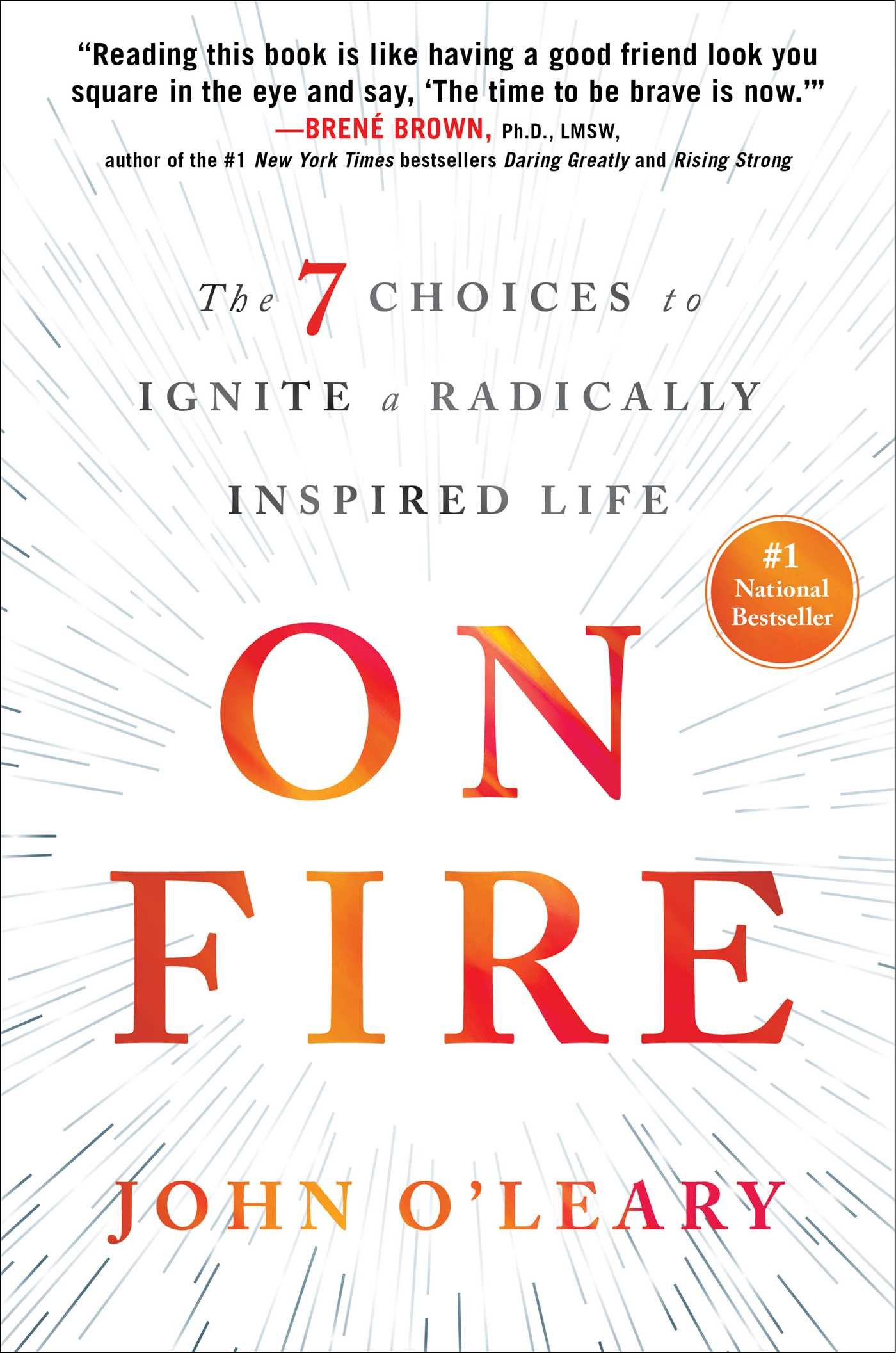 On Fire by John O'Leary - Love IDEAS Summit – Invisible Disabilities Association