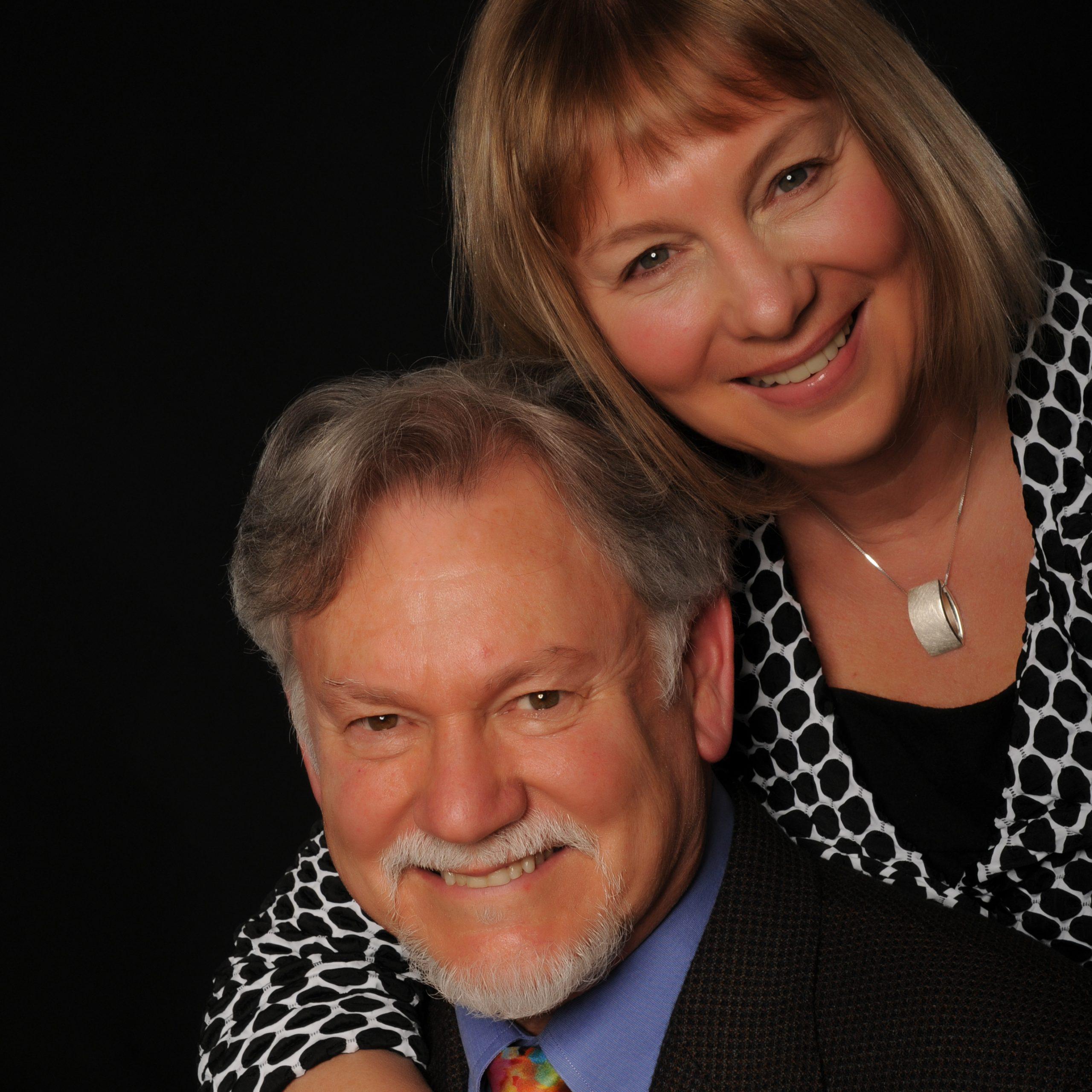 Warren Farrell and Wife, Liz Dowling - Love IDEAS Summit - Invisible Disabilities Association