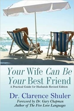 Your Wife Can Be Your Best Friend by Clarence Shuler - Love IDEAS Summit - Invisible Disabilities Association