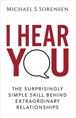 I Hear You - Michael S Sorensen - Love IDEAS Summit - Invisible Disabilities Association
