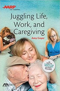 Juggling Life, Work, and Caregiving by Amy Goyer - Love IDEAS Summit - Invisible Disabilities Association