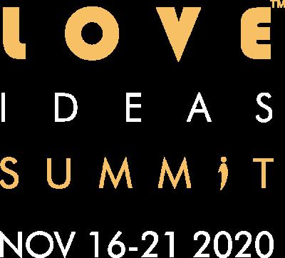 Love IDEAS Summit November 16-21 2020