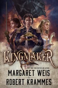 Kingmaker by Margaret Weis Author - 2020 Gala Auction - Invisible Disabilities Association