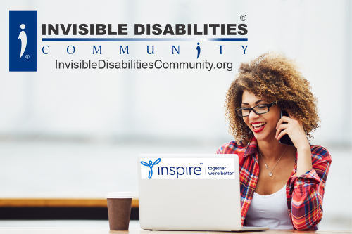 Invisible Disabilities Support Community on Inspire - Invisible Disabilities Association Program