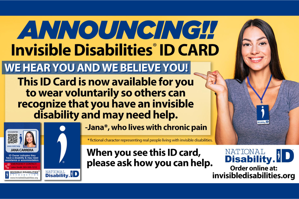 National Disability ID Card
