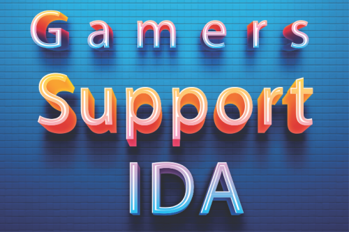 Gamers Support via Tiltify- Invisible Disabilities Association