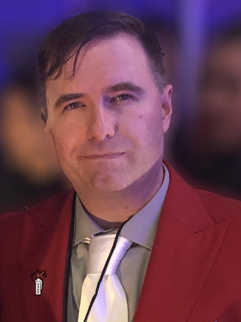 Stephen Machuga Shanghai Six - 2021 Invisible Heroes Award - Invisible Disabilities Association