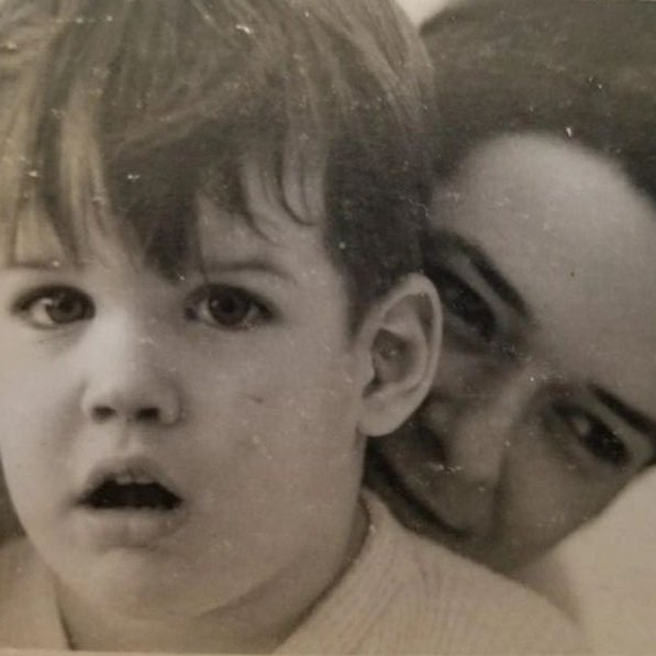 Justin Houcek and Mom - IDA Ambassador - Invisible Disabilities Association