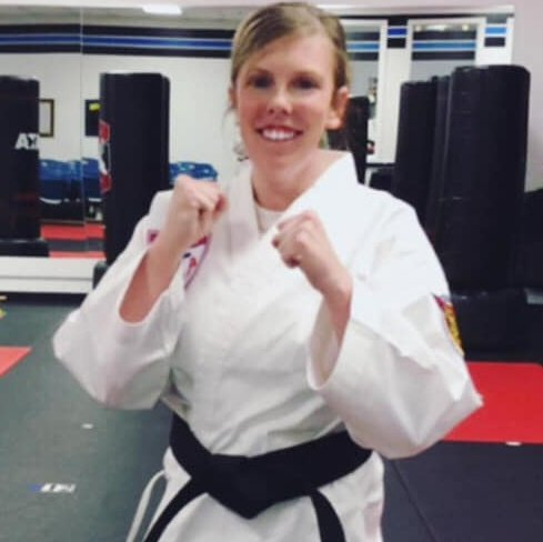 Kaycee Bills PhD with Black Belt - Director of IDEAS - Invisible Disabilities Association