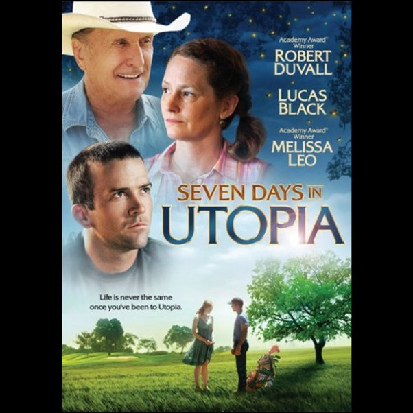 Seven Days in Utopia - Jess Stainbrook - Invisible Disabilities Association