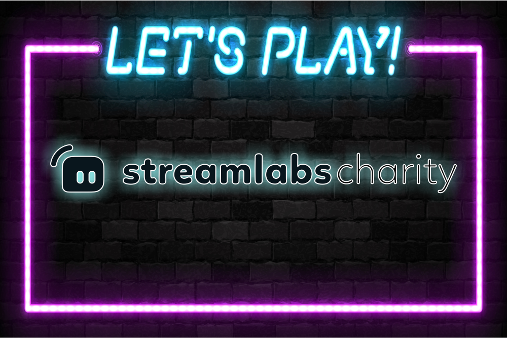 Streamlabs Charity Fundraising for Invisible Disabilities Association