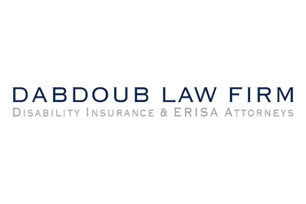 Dabdoub Law Firm - 2021 IDA Sponsor - Invisible Disabilities Association