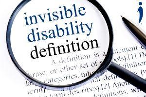 What is an invisible disability - definition - Invisible Disabilities Association