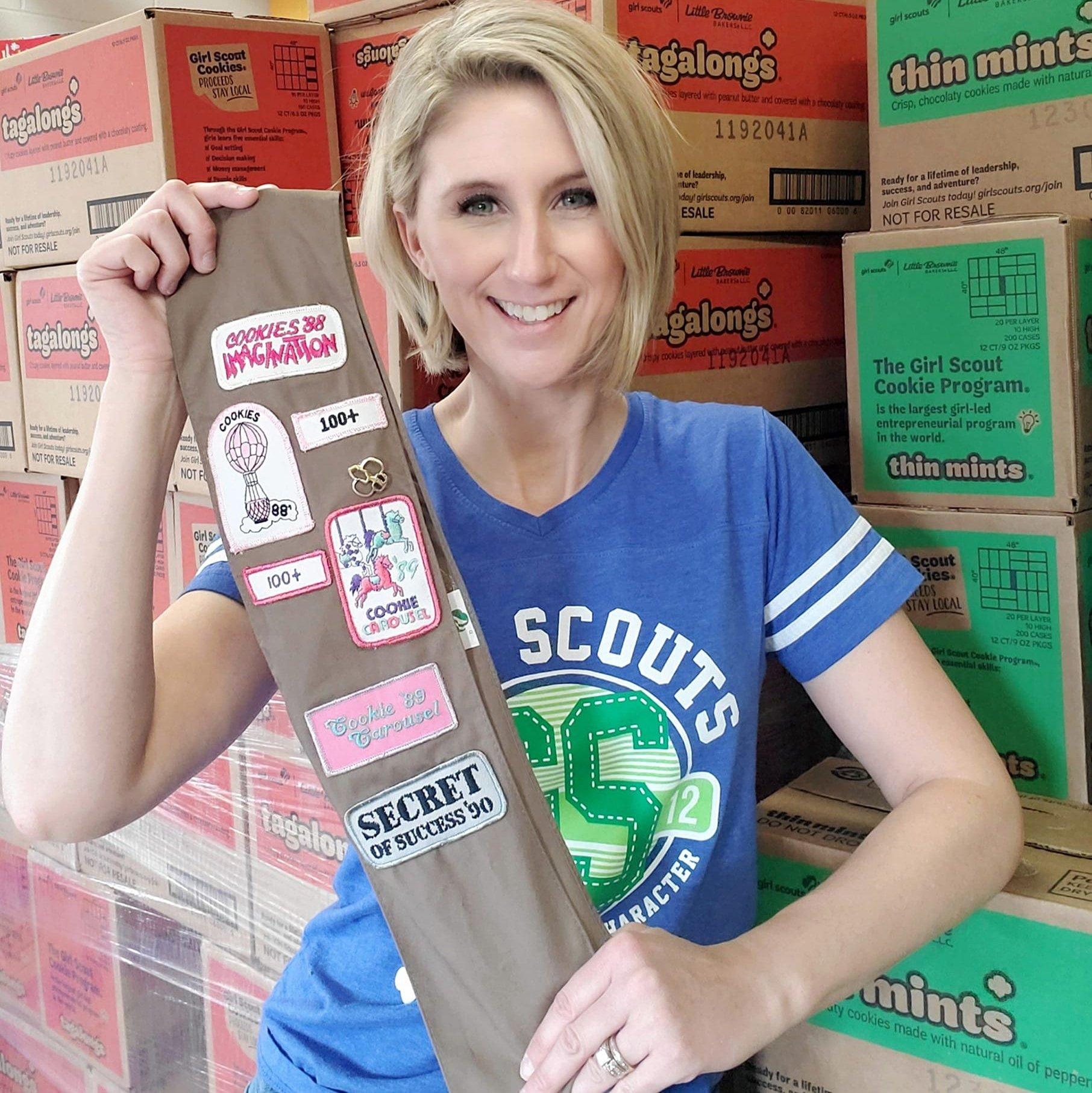 Katie Maskey - Girl Scouts - IDA Ambassador - Invisible Disabilities Association